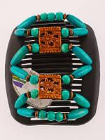 Заколка для волос African butterfly Dupla черная