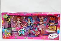Набор кукл Winx (Винкс) 63003 Волшебница YNA/0-7
