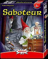 Настольная игра Saboteur (Саботер, Вредитель, Саботёр) укр.