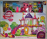 """Игровой набор для девочек """"Мои маленькие пони пегасы"""" / My little Pegasus No 6628A"""