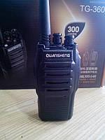 Quansheng TG-360, рация, радиостанция с усиленным АКБ