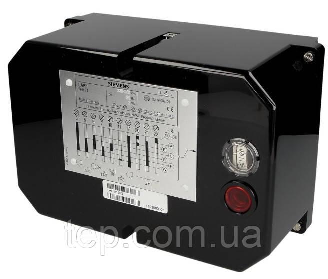 Електромеханічний автомат горіння Siemens LAE 1/8863