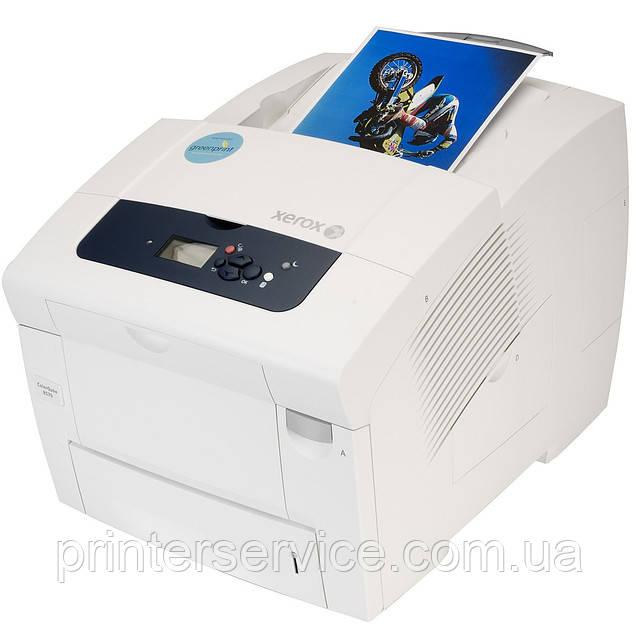 Твердочернильный цветной принтер ColorQube 8570DN