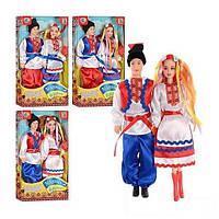 """Набор кукол """"Украинская семья"""" M 2385 KHT/52-5"""
