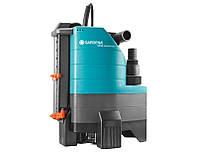 Насос для грязной воды Gardena 8500 AquaSensor 01797-20.000.00