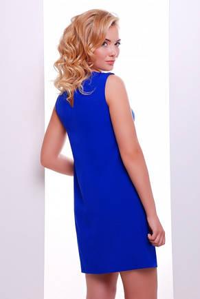 Ошатне літнє плаття з віскози, фото 2