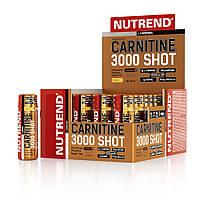 Жидкий L-карнитин Carnitine 3000 shot (20 x 60 мл) Nutrend