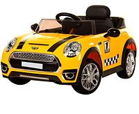Детский электромобиль Mini Cooper M 3182EBR-6,желтый