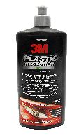 Паста 3М 59015 для восстановления прозрачности помутневших фар 500 мл Полироль Полировка Шлифовка Пластика