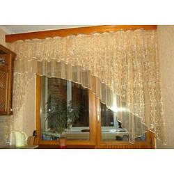 Готовые шторы на кухню