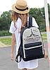 Рюкзак с Эйфелевой башней, фото 3