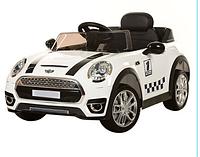 Детский электромобиль Mini Cooper M 3182EBR-1,белый