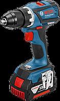 Аккумуляторная дрель-шуруповёрт Bosch GSR 18 V-EC Professional 06019E8100, фото 1