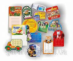 Сувенирный магнит для раздачи в рекламе