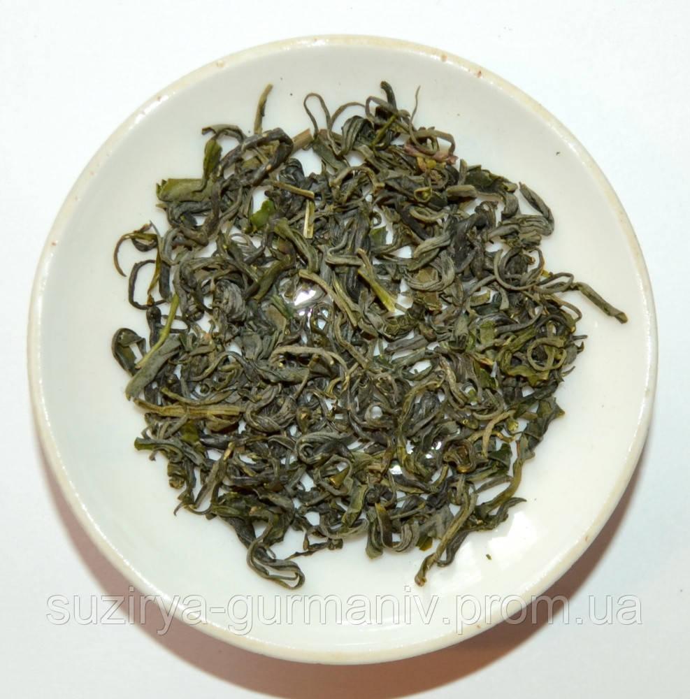 Зеленый чай Guang Fu Ксянча (языки воробья)
