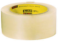 Упаковочная лента общего назначения 3M 371, каучуковый адгезив, (50мм х 66м х 0,048мм)