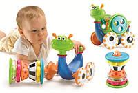 Музыкальная Улитка Yookidoo развивающая игрушка 40113 EUT/07-716