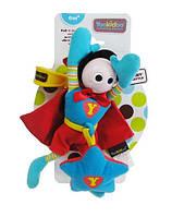 Игрушка на коляску и автокресло Yookidoo Супермен 40123  EUT/66-822