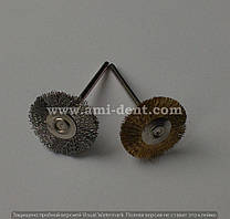 Щетка-крацовка металлическая