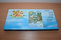 Детский интерактивный обучающий плакат Зоопарк 7030  YNA /5-5