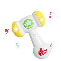 Развивающая музыкальная игрушка «Молоточек» Cowry 6623 YNA /62-3
