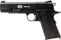 Пистолет пневматический SAS (M1911 Tactical) Blowback. Корпус - металл
