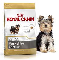 Сухой корм для щенков йоркширских терьеров Royal Canin (Роял Канин) Yorkshire Terrier 29 Junior