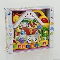 Детское музыкальное пианино Animal World (Мир животных) CY-6043B YNA/03-5