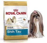 Корм для собак породы Ши-тцу старше 10 месяцев Royal Canin (Роял Канин) Shih Tzu Adult 24 Основное питание, Для взрослых животных, Собаки, Royal Canin, Франция, 1.5 кг, Сухие корма