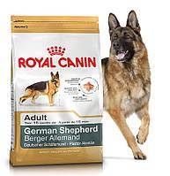 Корм для немецкой овчарки старше 15 месяцев Royal Canin (Роял Канин) German Shepherd Adult 24