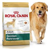 Корм для собак старше 15 месяцев Royal Canin (Роял Канин) Golden Retriver Adult 25 Основное питание, Для взрослых животных, Собаки, Супер-премиум, Royal Canin, Франция, 12 кг