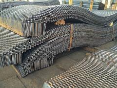 Лист просечно-вытяжной (пвл) черная сталь