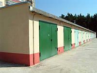 Охрана гаражей