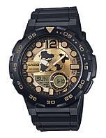 Мужские часы Casio AEQ-100BW-9A