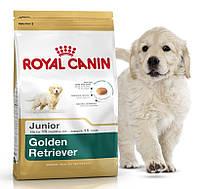 Royal Canin Golden Retriever Junior 29 корм для щенков голден ретривера до 15 месяцев Основное питание, От 2-х месяцев, Супер-премиум, Франция, 3 кг, Сухие корма