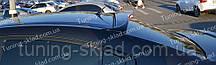 Спойлер на стекло Mazda 3 Bk с проссветом (спойлер заднего стекло Мазда 3 Bk sport)
