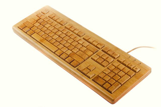 Клавиатуры из натурального Бамбука