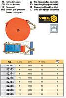 Ремень ремінь кріплення багажу тріщатка гачок 5т 2000daN 50мм х 6м VOREL-82384