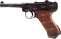 Пистолет старт. ME Luger P-08 9 мм