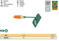 Мотичка присадибна широка l= 300 мм FLO-99052