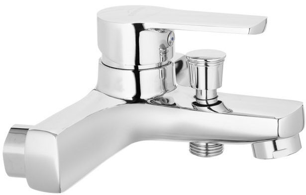 Смеситель для ванны Invena VERSO BW-82-001, фото 1
