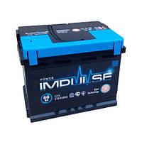 Аккумулятор Power Impulse 6СТ-60Ah/510A (1) 242х175х175