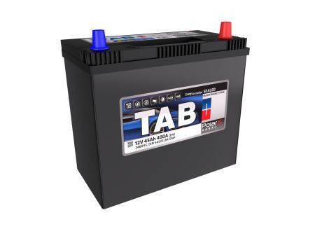 Аккумулятор TAB 45Ah EN400 POLAR S (Asia) R+, фото 2
