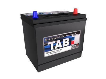 Аккумулятор TAB 60Ah EN600 POLAR S (Asia) R+, фото 2