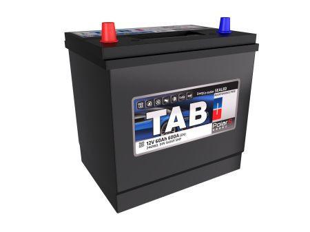 Аккумулятор TAB 60Ah EN600 POLAR S (Asia) L+