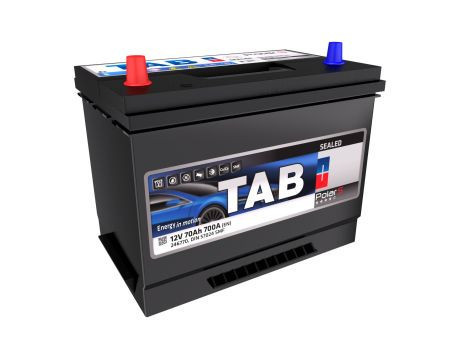 Аккумулятор TAB 70Ah EN700 POLAR S (Asia) L+