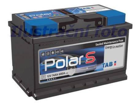 Аккумулятор TAB 95Ah EN850 POLAR S (Asia) R+, фото 2