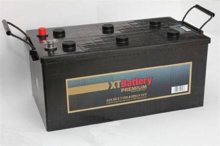Аккумулятор XT PREMIUM 225Ah EN1250 (4), фото 2