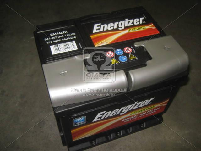 Аккумулятор Energizer Prem. 44Ah R+ EN440, фото 2