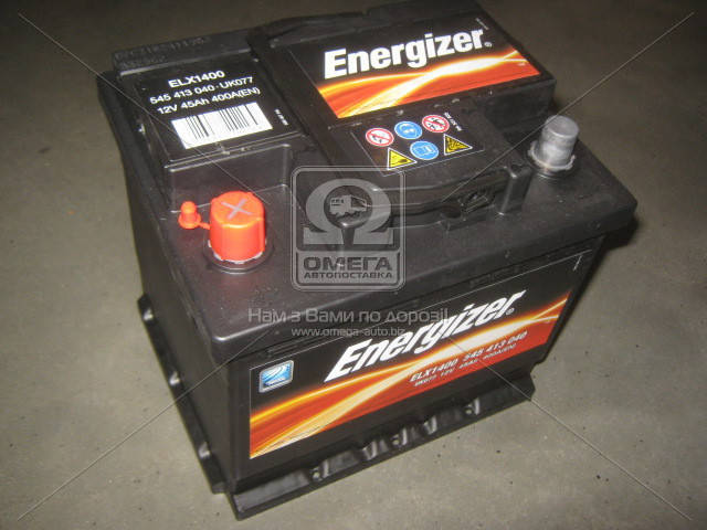 Аккумулятор Energizer 45Ah L+ EN400, фото 2
